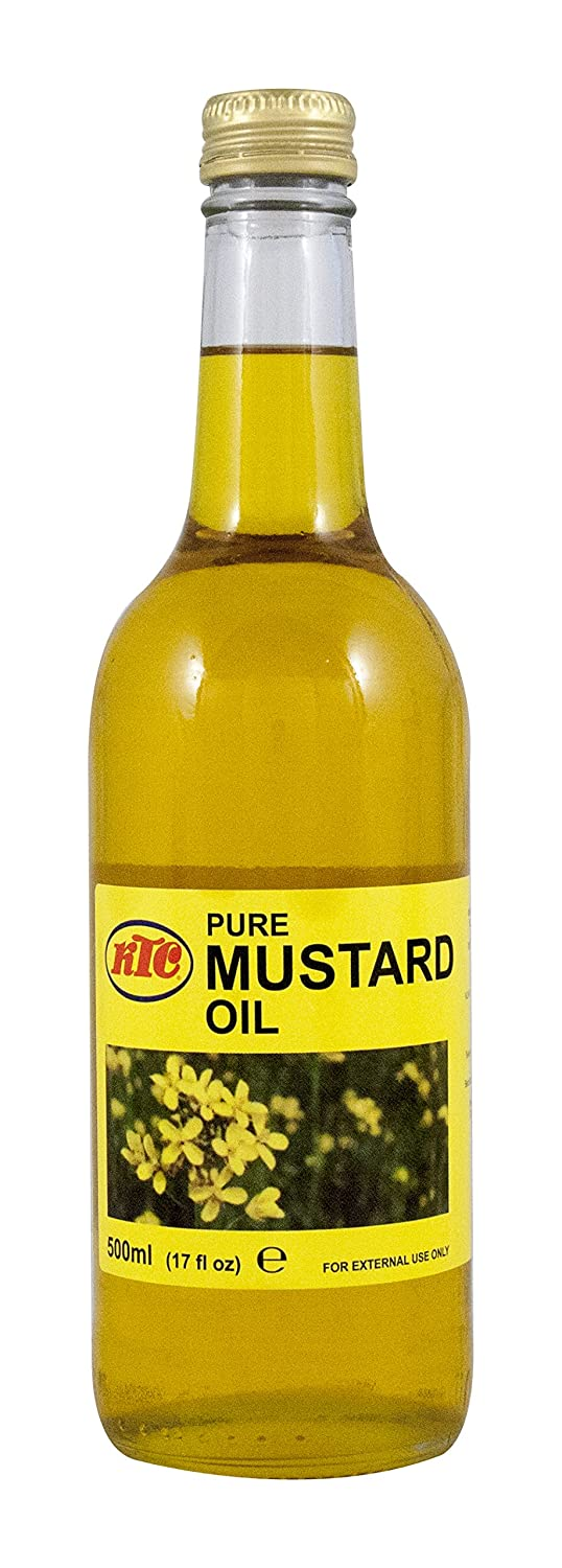 KTC Pure Mustard Oil 500ml