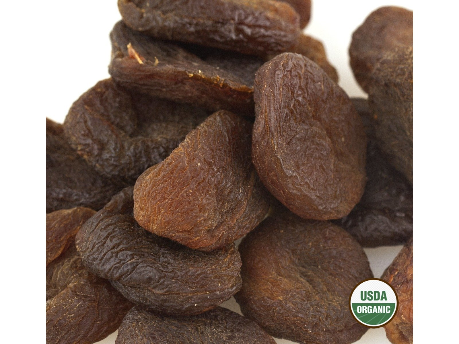 Imported Sun Dried Large Apricots, 100% Organic Certified (1Lb) by SweetGourmet (Image #2)
