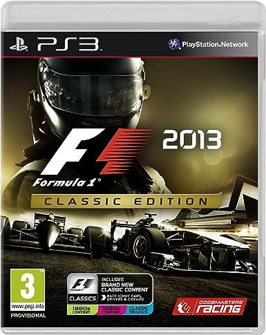F1 2013 - Classic Edition [Importación Inglesa]: Amazon.es ...