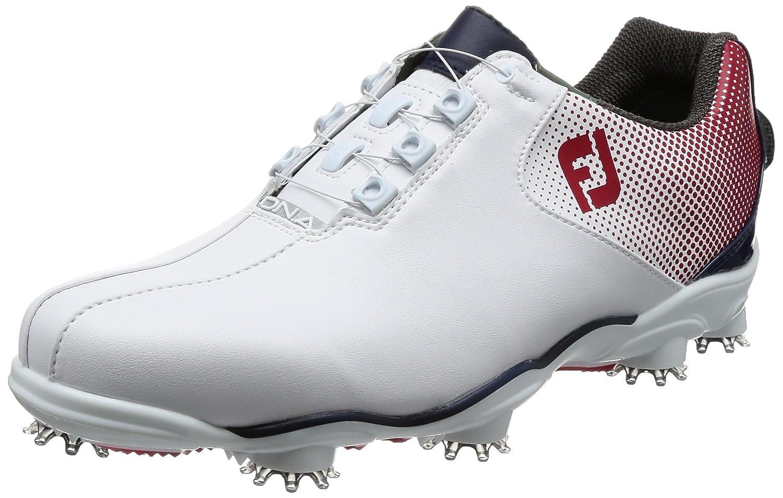 [フットジョイ] ゴルフシューズ 53330J B07647Q9Q8 24.5 cm 2E ホワイト/レッド