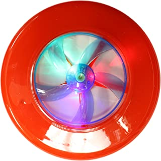 22,9cm Light Up Flying Disc (colore a scelta) (rosso) 9cm Light Up Flying Disc (colore a scelta) (rosso)