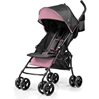 Amazon Price History:Summer 3Dmini Convenience Stroller, Pink – Lightweight Infant Stroller with Compact Fold, Multi-Position Recline, Canopy with Pop Out Sun Visor and More – Umbrella Stroller for Travel and More