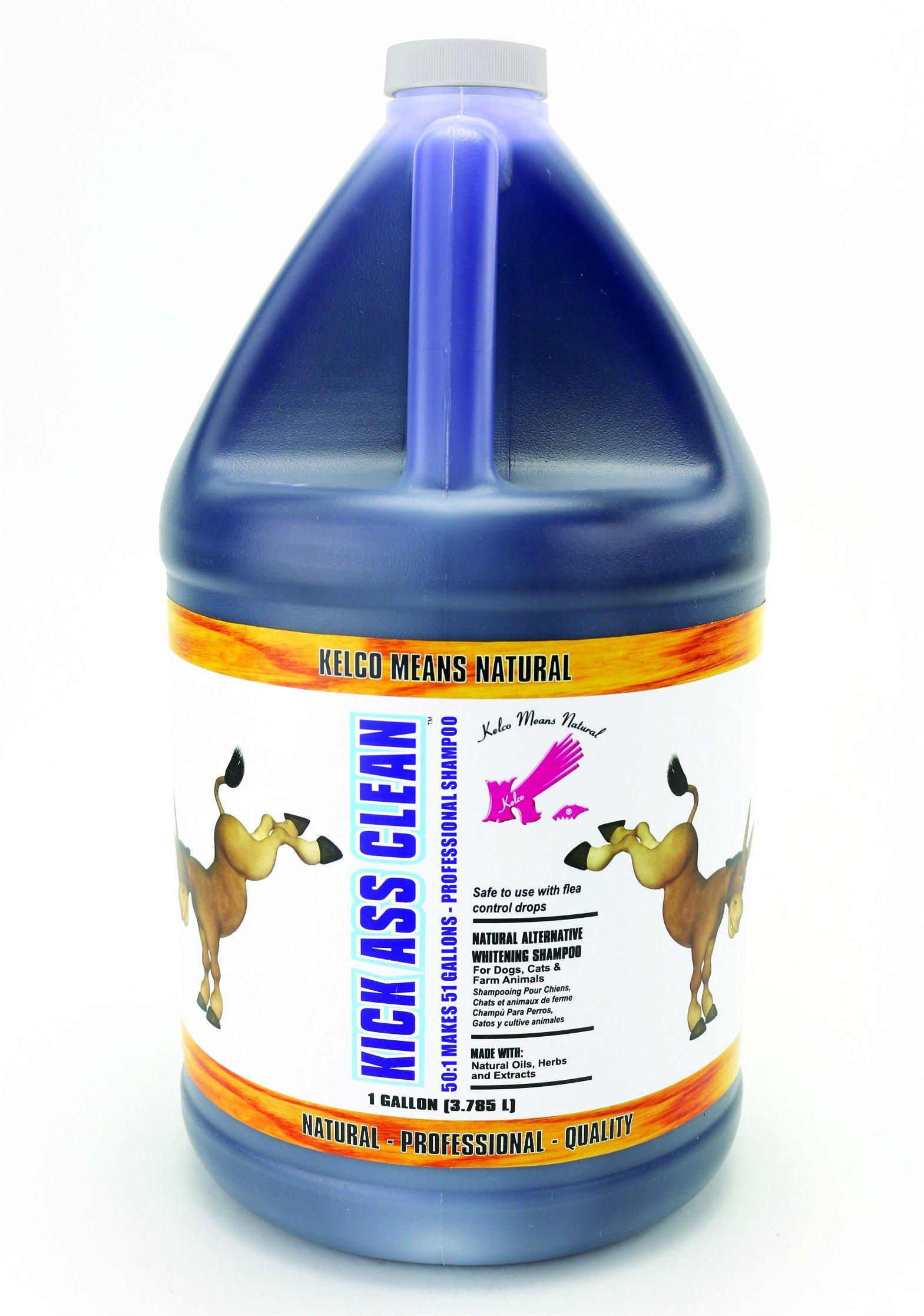 Kelco Kick Ass Clean Shampoo Gallon by Kelco