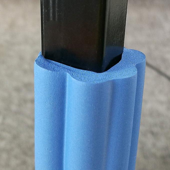TUKA-i-AKUT Universal Sicherungspuffer 2Mx80mm Sto/ßschutz Schwamm Kissen Blau TKD7002