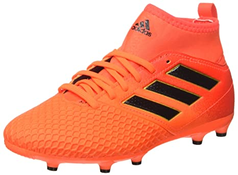c130ebd719cc Amazon.com  adidas Ace 17.3 FG Kids Soccer Boot Orange Pyro Storm ...