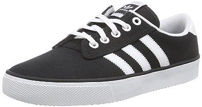 adidas Originals Kiel, Sneakers Basses Homme, Noir (Core Black/FTWR White/