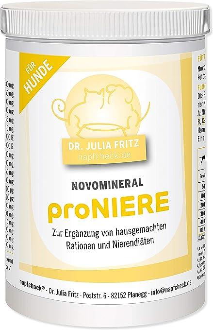 napfcheck Novomineral proniere – minerales, vitaminas y ...