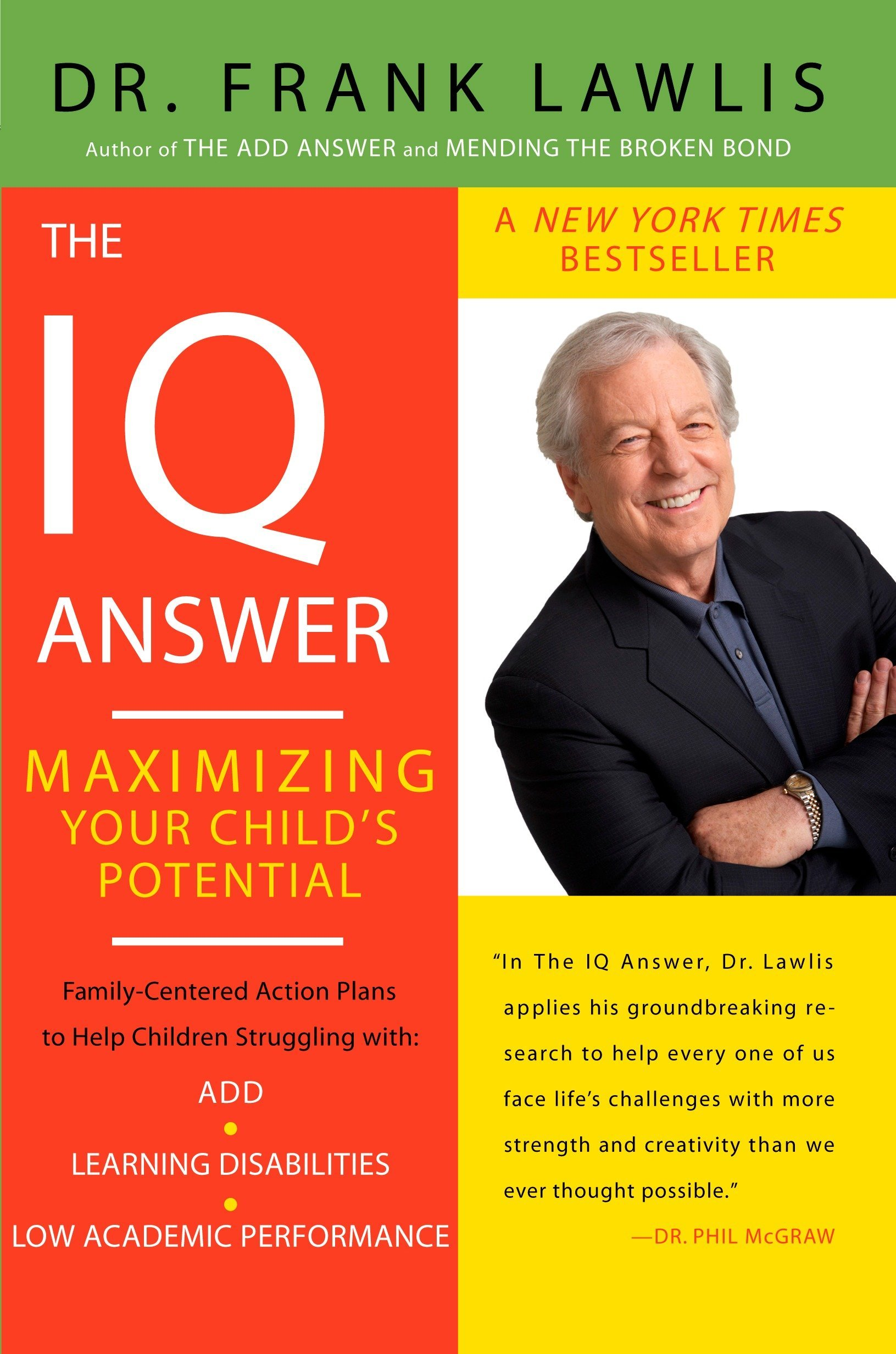 Buy The IQ Answer: Maximizing Your Child's Potential Book Online at Low  Prices in India | The IQ Answer: Maximizing Your Child's Potential Reviews  & Ratings ...