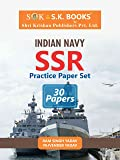 Indian Navy SSR English Medium Paper Set