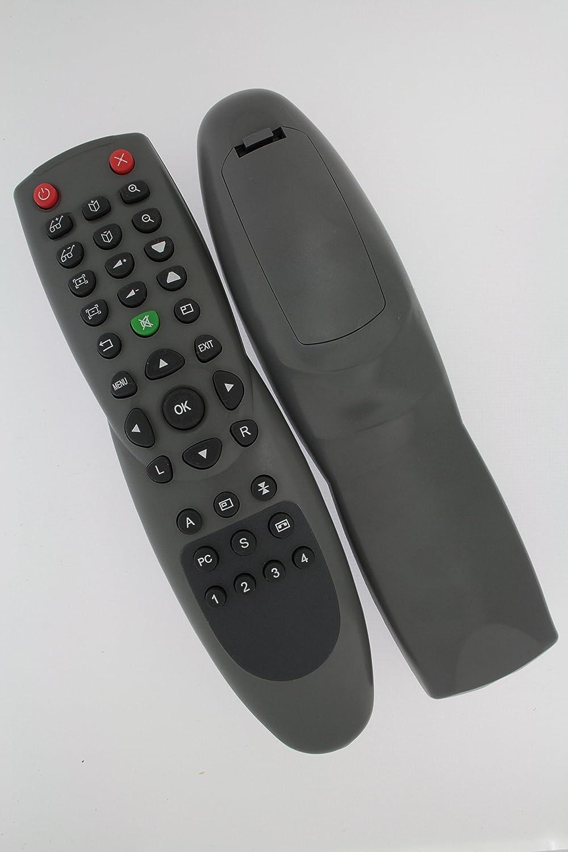 交換用のリモートコントロールNEC m260 X m260 W m260 X S   B008K7JOY8