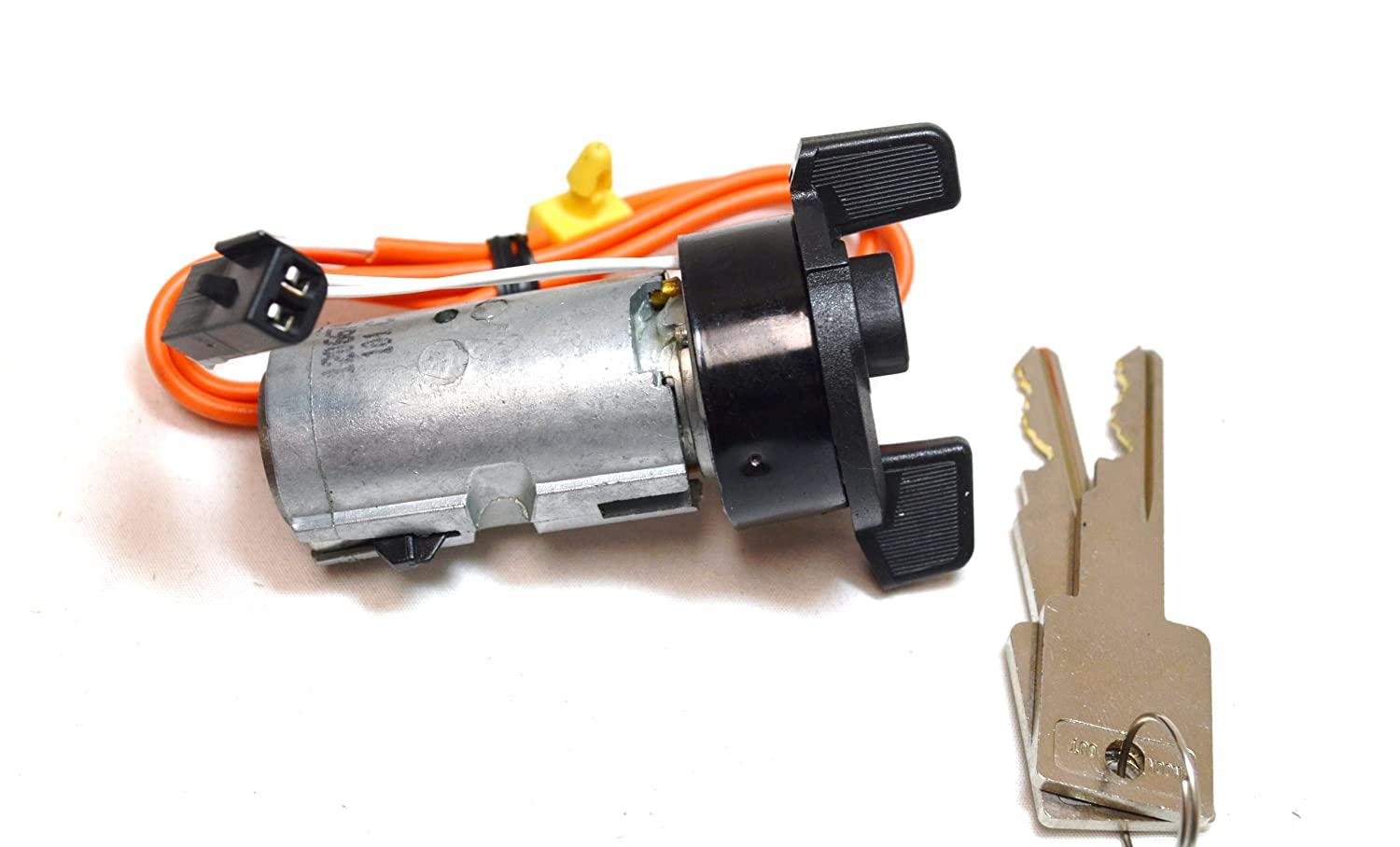 with Manual Transmission Ignition Lock Cylinder with Keys PT Auto Warehouse ILC-160L