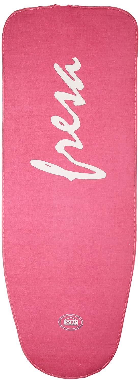 Rolan 318-43 Housse table /à repasser couleur rose