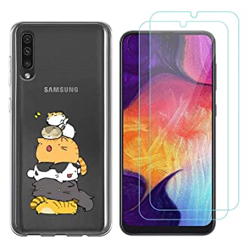 coque samsung a70 chat