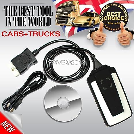 5.00.8 coche camión Auto OBD2 diagnóstico auto escáner herramienta de la mejor software de