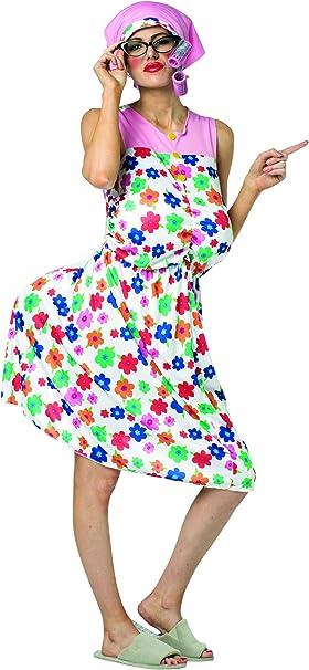 Disfraz de abuela cotilla para mujer: Amazon.es: Ropa y accesorios