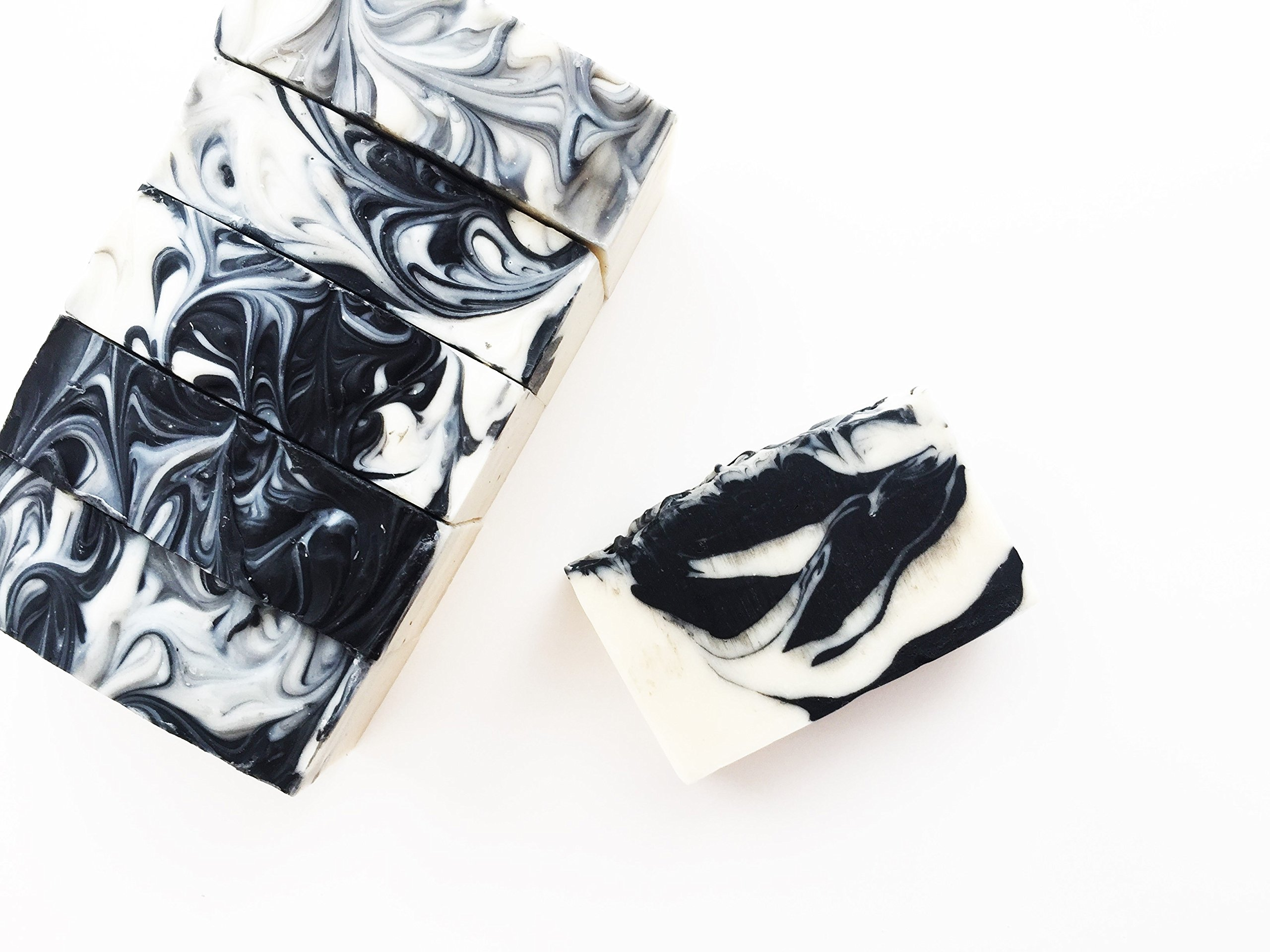 Activated Charcoal and Kaolin Clay Soap | Detox | Acne