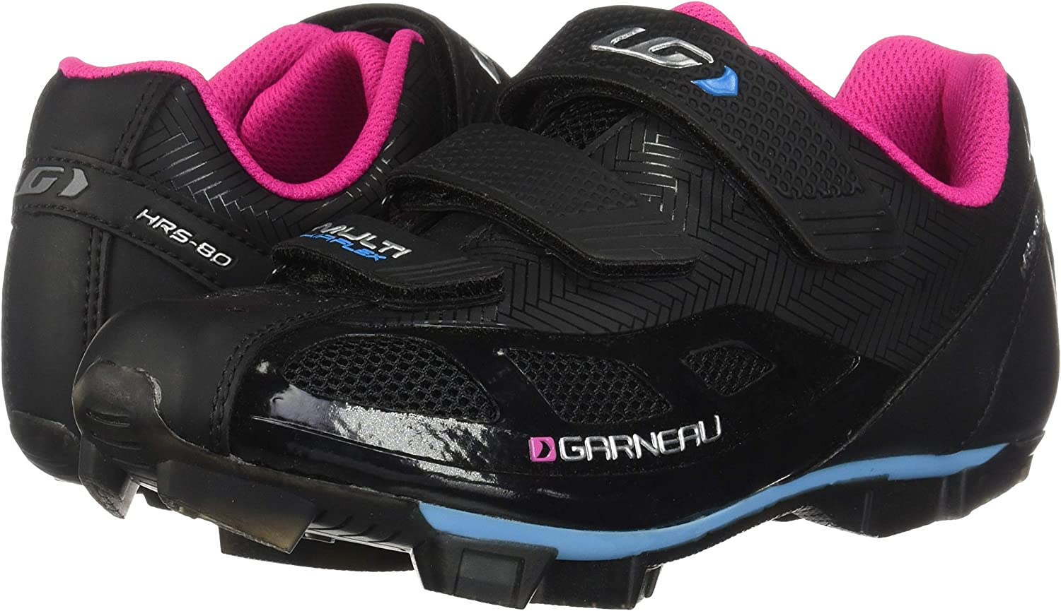 Womens Multi Air Flex Bike Shoes for Indoor Cycling Commuting and MTB SPD Cleats Compatible with MTB Pedals Louis Garneau