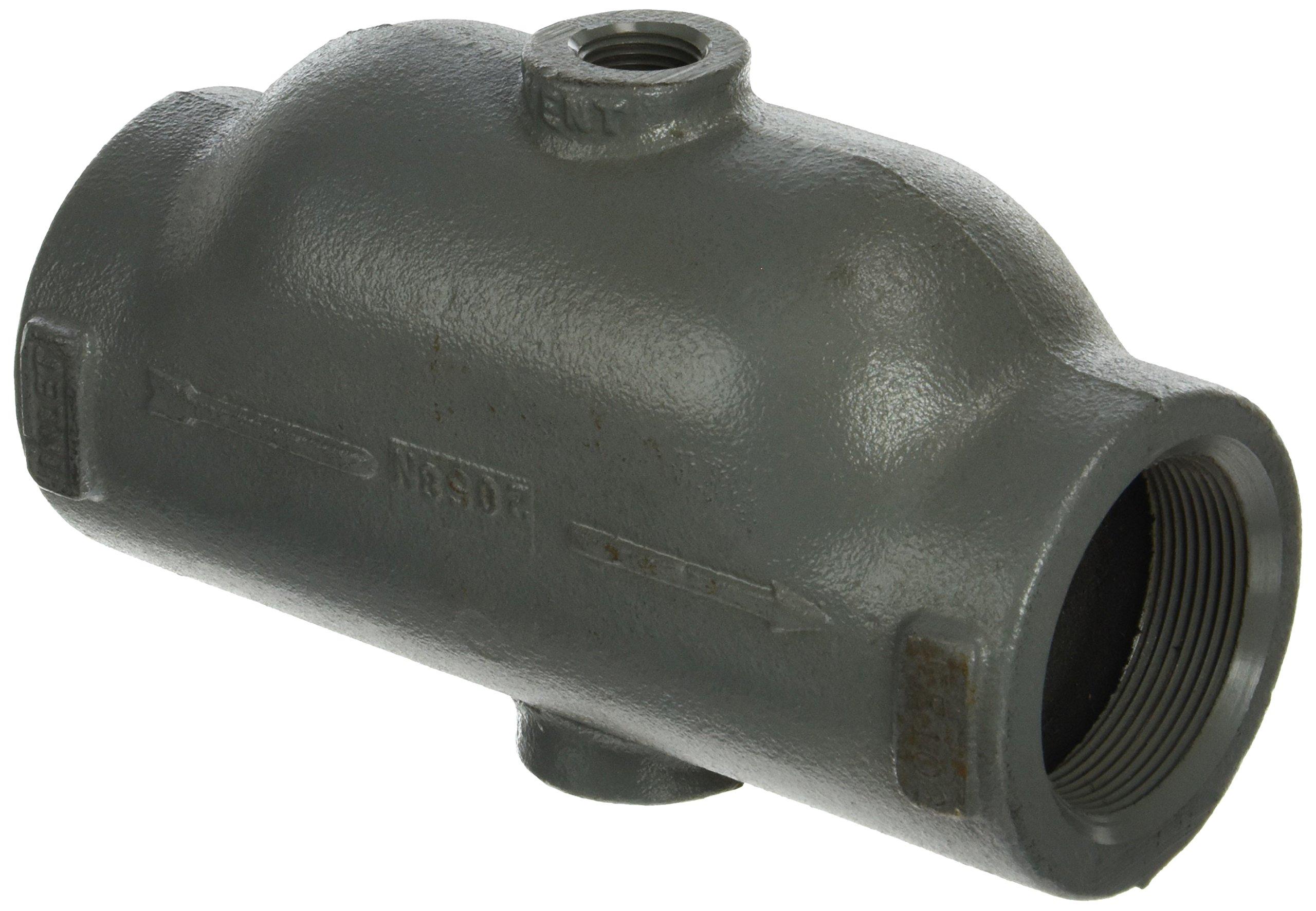 Taco 24086 Cast Iron Air Scoop