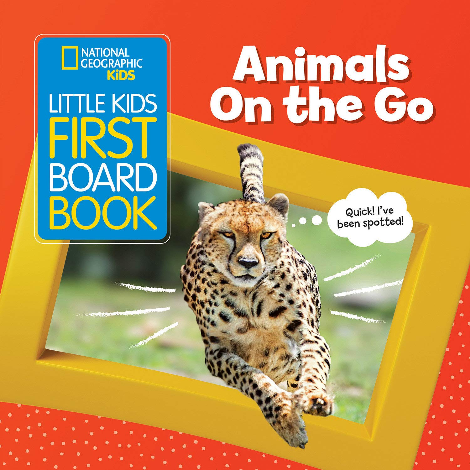 Animals On the Go (Little Kids First Board Book)