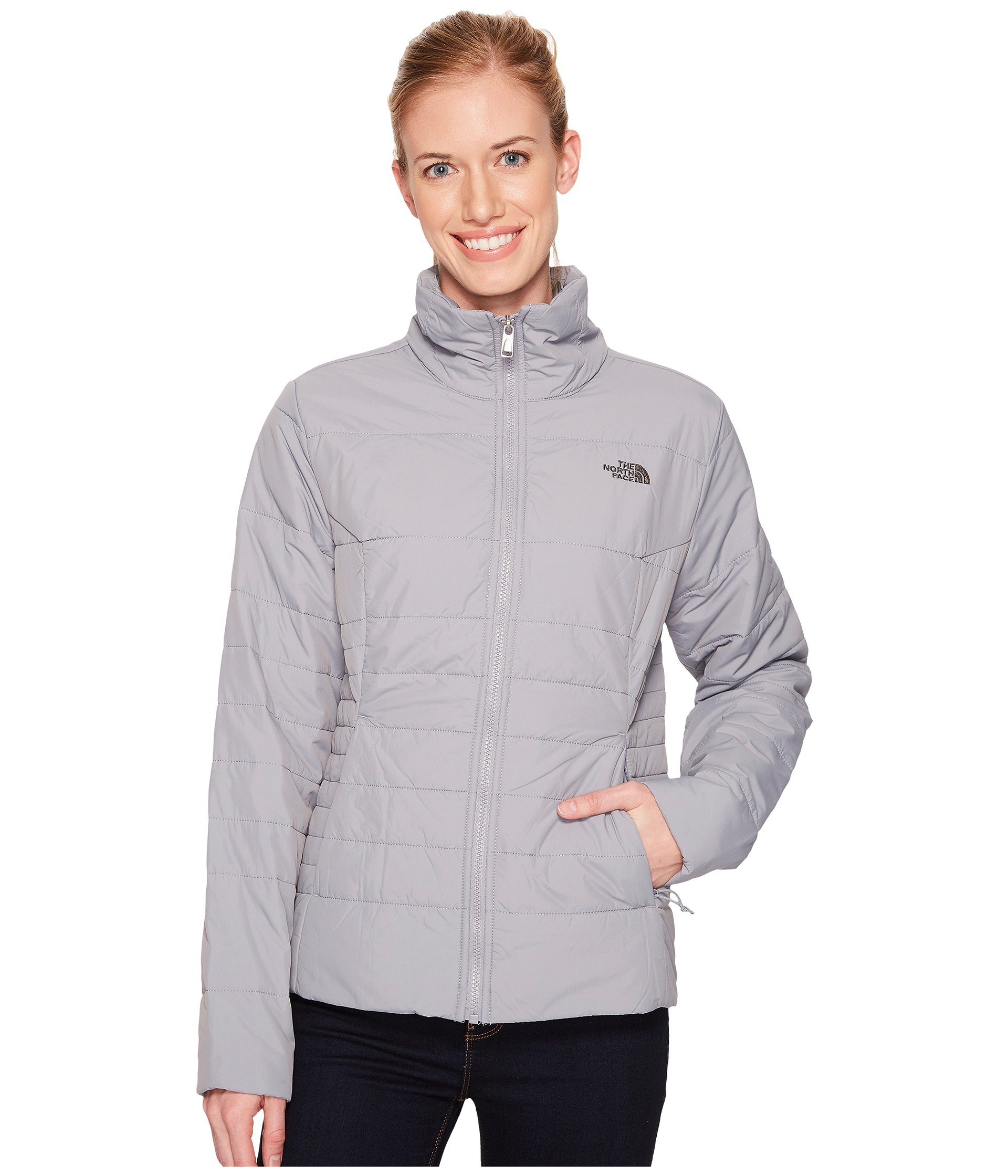 The North Face Women's Harway Jacket - Mid Grey - M (Past Season) by The North Face