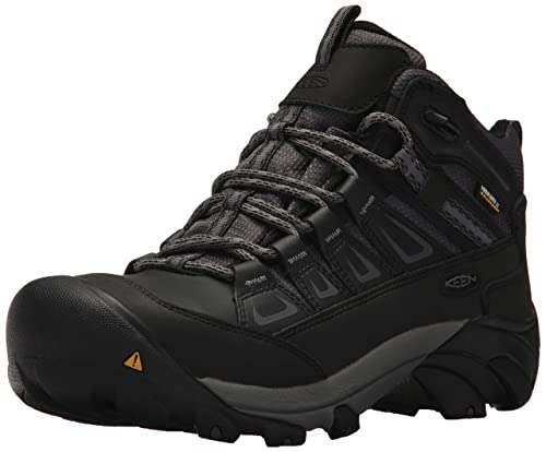 Amazon.com: Keen Utility para hombre Boulder Mid botas ...
