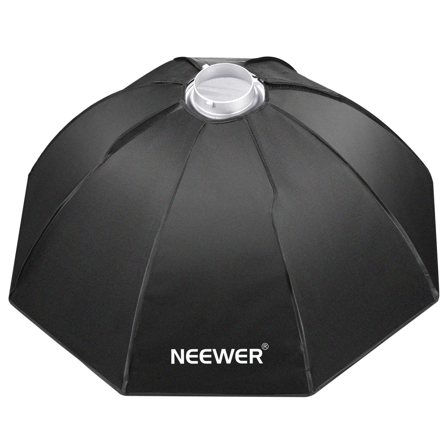 Neewer 24 inches/60 centimeters Octagon Softbox with Bowens Mount Speedring and Bag for Speedlite Studio Flash Monolight,Portrait and Product Photography