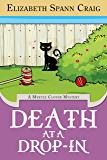 Death at a Drop-In (Myrtle Clover Mysteries Book 5)