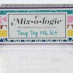 Mixologie Kits (Tiny Try Me Kit)