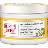 Burts Bees eye makeup remover pads, 35 count