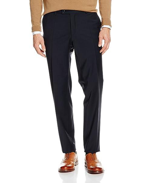 Archie, Pantalones de Traje para Hombre,Azul (Blau 63),44 Club of Gents