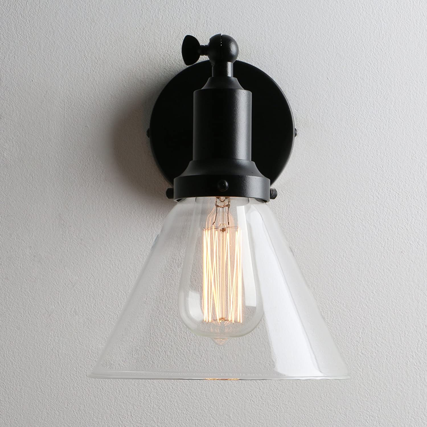 Shop Wall Mount Single Sconce from Amazon on Openhaus