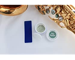 【fleeflee】 Pad Powder for Musical Instruments, Saxophone, Flute, Clarinet, Accessories, Pads Saver Cleaner Guard