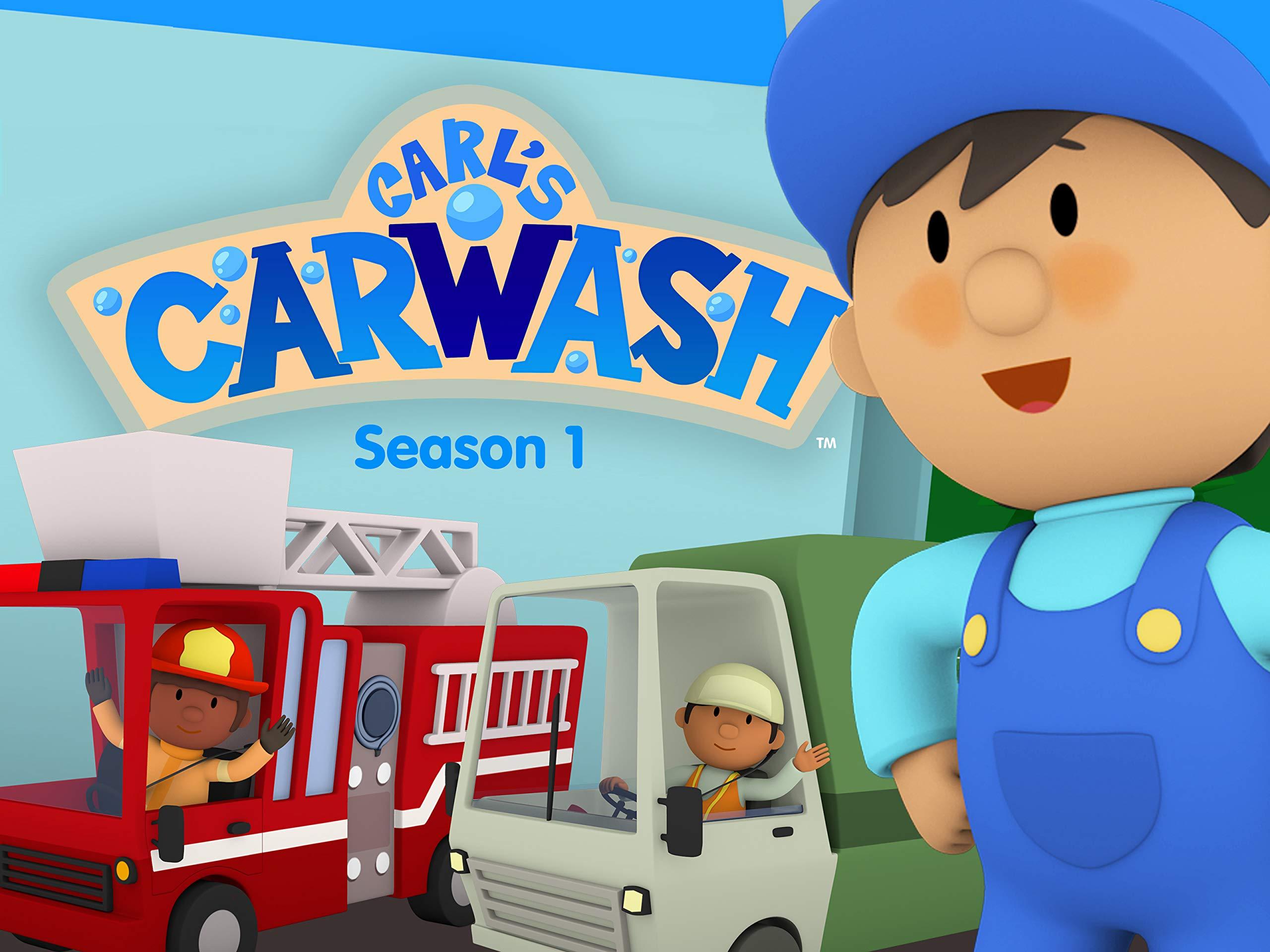 Carl's Car Wash