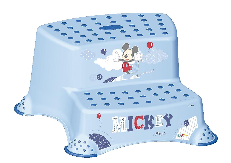 3er Z Set Micky Maus Töpfchen + WC Aufsatz + Hocker zweistufig Neu OKT Kids
