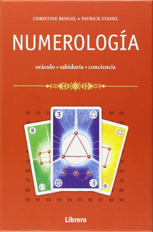 Caja numerologÃa, libro + cartas: Varios: 9789089984548 ...