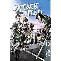 Attack on Titan: 10