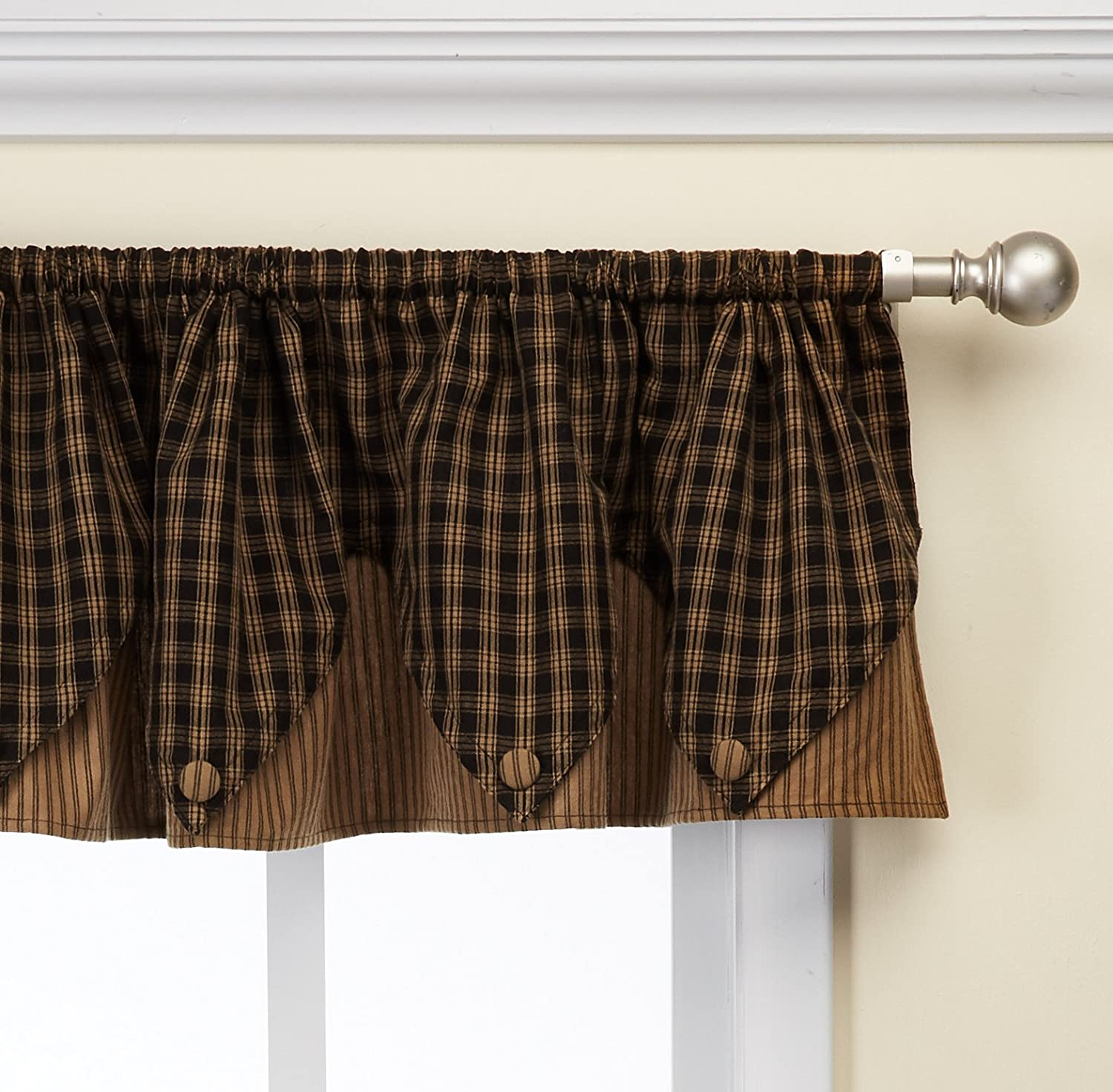 Park Designs Sturbridge Valance, 72 by 14