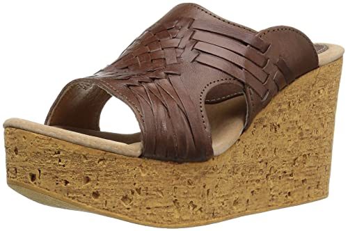46f34de2b48d Image Unavailable. Image not available for. Color  Sbicca Women s Manny  Wedge Sandal