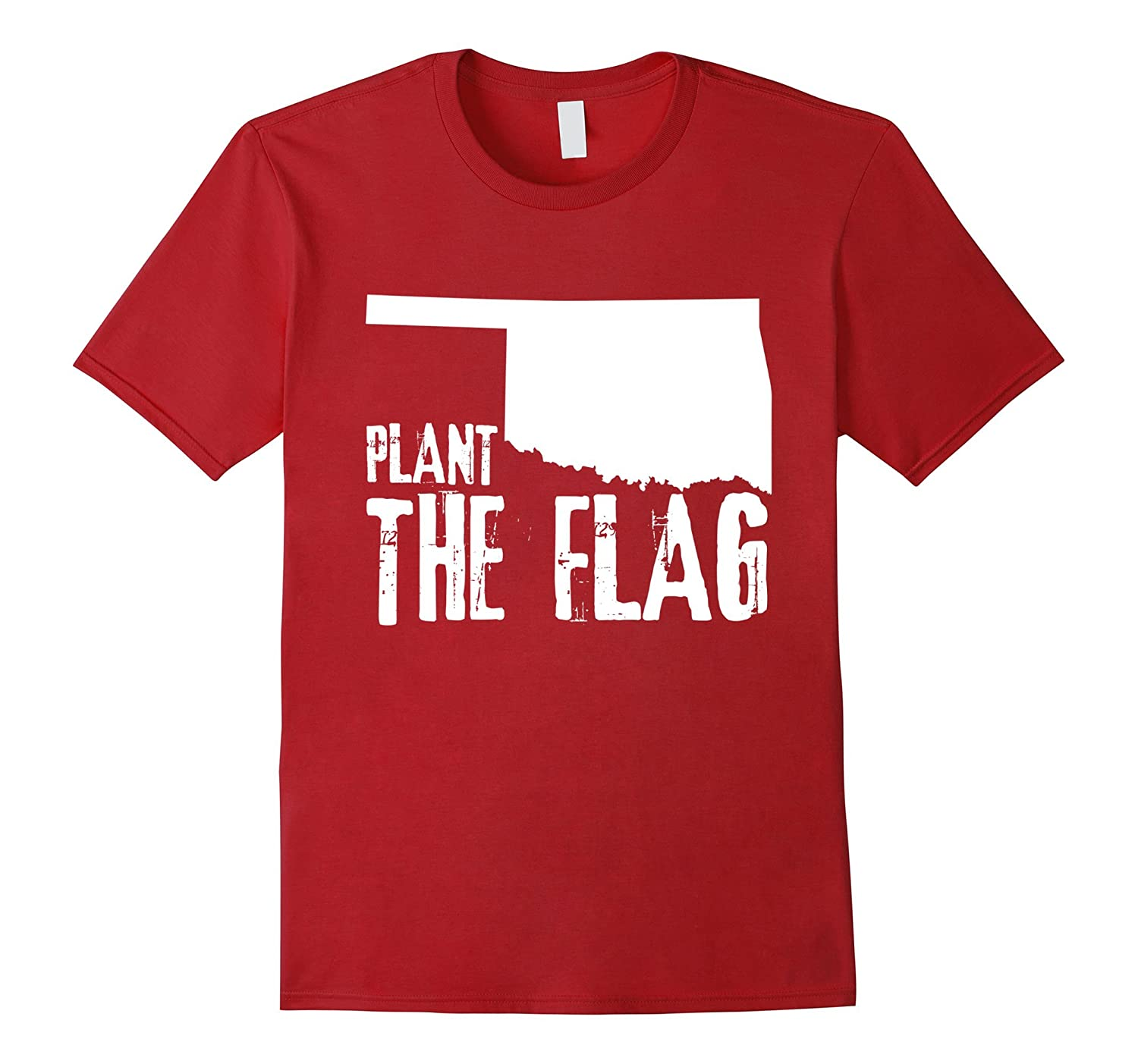Plant the Flag Shirt Baker Mayfield Tees-ANZ