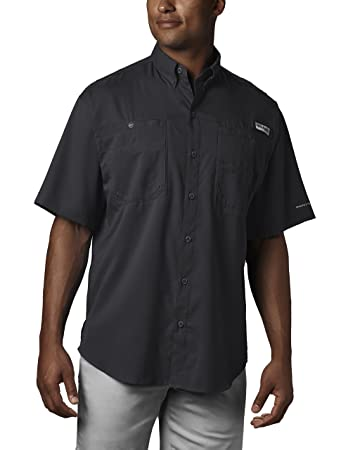 2a950e62313 Amazon.com: Columbia Men's PFG Tamiami Ii Short Sleeve Shirt, UPF 40 ...