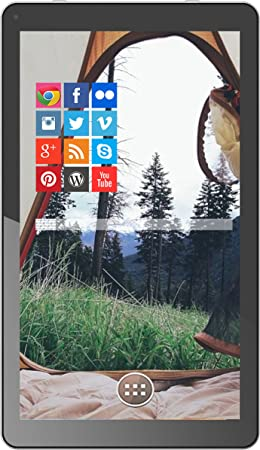 PRIXTON T1700Q Tablet de 10 Pulgadas, 1024x600 Píxeles, Sistema ...