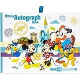 Walt Disney World Four Parks Mickey Mouse Official Autograph Book