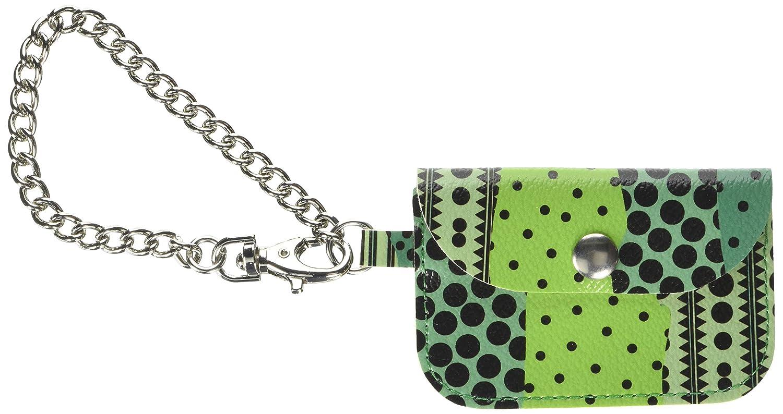 O bag - Mini Etnico, Carteras de mano Mujer, Verde, 0.5x6.3x9.5 cm (W x alto largo): Amazon.es: Zapatos y complementos