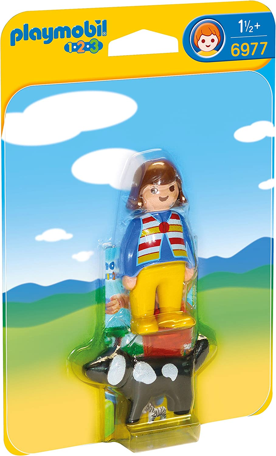 Playmobil.partes.Lote 2 cabezas.Mujer