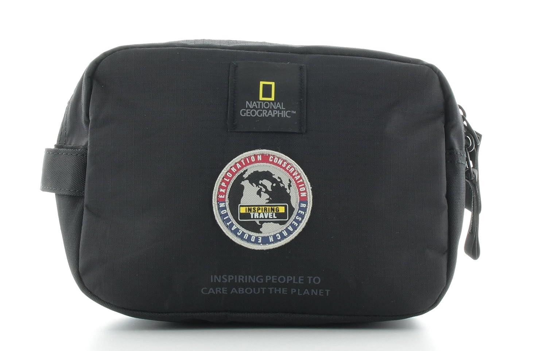 National Geographic - Bolsa de aseo Negro negro
