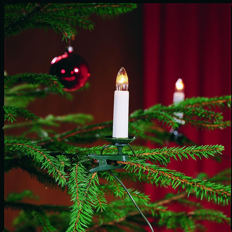 Konstsmide 1000000 Guirnalda de velas para rbol de navidad 16