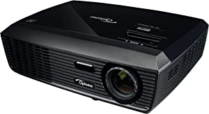 Optoma H180X 720p 3000 Lumen Full 3D DLP Home Theater Projector with HDMI
