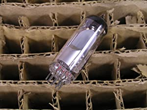 1 pcs Vintage USSR Magic eye tube 6E1P/EM80/6BR5 NOS