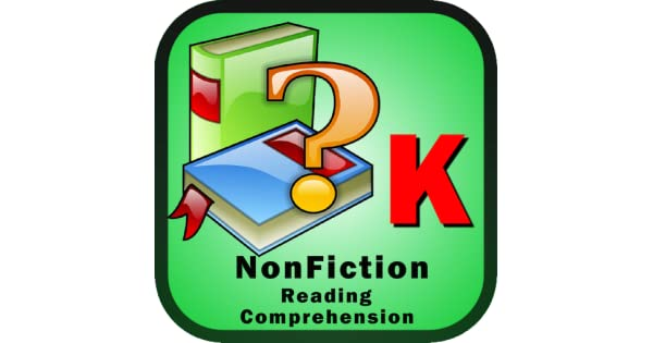 Amazon.com: Kindergarten and 1st Grade Nonfiction Reading ...