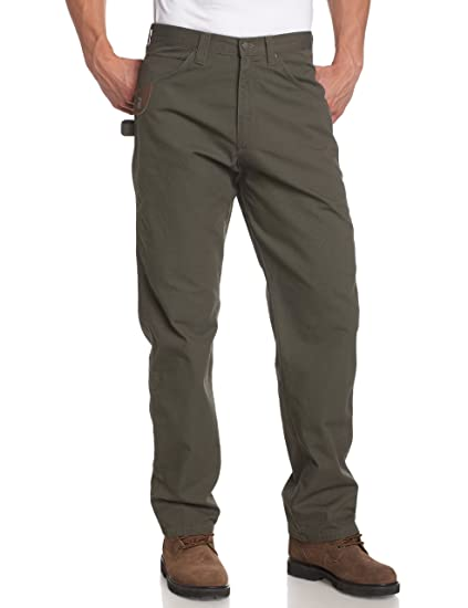 amazon com wrangler riggs workwear men s big tall carpenter jean